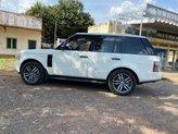 Cần bán LandRover Range Rover AT đời 2006, màu trắng chính chủ