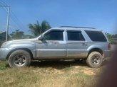 Cần bán lại xe Mekong Pronto năm 2007, màu bạc, xe nhập