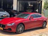 Bán xe Maserati Ghibli đời 2016, màu đỏ, xe nhập