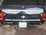 Cần bán xe bán tải Vinaxuki đời 2006, màu đen