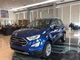 Giá xe Ford EcoSport Titanium 1.5L 2020, hỗ trợ trả góp cùng ưu đãi lớn cuối năm, khuyến mãi tặng kèm chính hãng