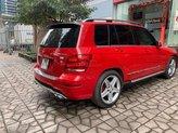 Cần bán xe Mercedes GLK300 AMG sản xuất năm 2012, màu đỏ, nhập khẩu nguyên chiếc