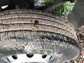 Bán xe 5 chân Dongfeng 2015 máy cumin lốp đẹp cả dàn