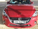 Cần bán Mazda 2 đời 2015, màu đỏ chính chủ, giá 430tr