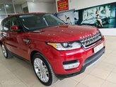 Bán LandRover Sport năm 2015, màu đỏ, xe nhập chính chủ