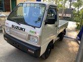 Bán xe Suzuki tải thùng lửng đời cuối 2018, xe còn như mới, đã đi 37.000 km