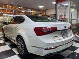 Bán ô tô Kia Cadenza sản xuất 2015, màu trắng, nhập khẩu nguyên chiếc