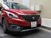 Cần bán Peugeot 3008 năm sản xuất 2017, màu đỏ giá cạnh tranh