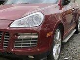 Bán xe Porsche Cayenne đời 2008, màu đỏ, nhập khẩu