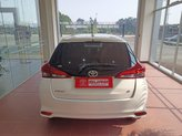 Cần bán xe Toyota Yaris G AT 2019 màu trắng, xe gia đình, siêu lướt mới chạy 7000 km