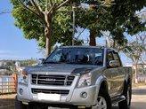 Cần bán Isuzu Dmax đời 2009, màu bạc, nhập khẩu