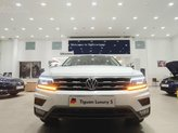 Giảm ngay ưu đãi tiền mặt xx triệu T5/2021 - xe VW Tiguan Luxury S 2021 đủ màu giao ngay, tặng Iphone12