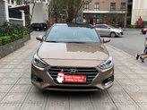 Cần bán gấp Hyundai Accent sản xuất năm 2018, màu nâu chính chủ, giá chỉ 475 triệu