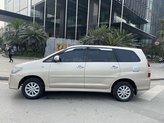 Chính chủ cần bán Innova 2.0E 2013, số sàn, biển Hà Nội