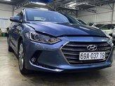 Bán Hyundai Elantra năm 2017, màu xanh lam còn mới