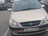 Cần bán Hyundai Getz năm 2010, xe nhập còn mới