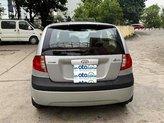 Bán Hyundai Getz 1.4 AT sản xuất năm 2008, màu bạc, nhập khẩu