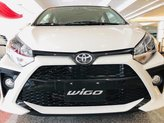 Bán Toyota Wigo đời mới nhất 2021, xe trang bị full option, có hỗ trợ vay ngân hàng lãi suất cực thấp, cam kết giá tốt