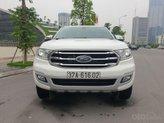 Bán Ford Everest, màu trắng, nhập khẩu Thái