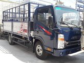 Xe tải JAC N200 2 tấn thùng dài 4,3 mét, động cơ Isuzu cabin vuông