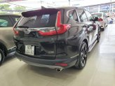 Bán xe Honda CR V L 2018, nhập khẩu, xanh rêu xe cực đẹp