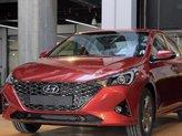 Hyundai Accent 2021- Giảm tiền mặt, bộ quà tặng hấp dẫn - Xe đủ màu giao ngay