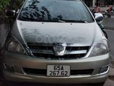 Chính chủ cần bán gấp Toyota Innova G sản xuất 2007