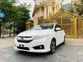 Bán xe Honda City sản xuất 2017, màu trắng, giá tốt