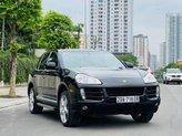 Bán Porsche Cayenne năm sản xuất 2007, màu đen, nhập khẩu nguyên chiếc