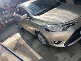 Bán Toyota Vios, vàng cát, sản xuất 2014 còn mới