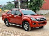 Cần bán lại xe Isuzu Dmax năm 2016, màu đỏ, 460 triệu giá tốt nhất thị trường