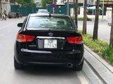 Bán Kia Cerato đời 2011, màu đen, nhập khẩu chính chủ