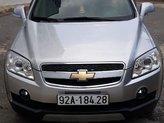 Chính chủ cần bán Chevrolet Captiva, màu bạc