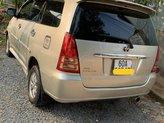 Chính chủ cần bán Toyota Innova 2007, màu bạc