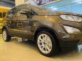 Bán xe Ford EcoSport Titanium 1.5 AT đời 2020, màu nâu