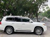 Cần bán Lexus LX570 sx T11/2011, model 2012 xe cực đẹp, một chủ mua mới