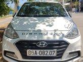 Hyundai Grand i10 2018 số sàn, trắng, đi 180.000km
