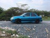 Bán Kia Sephia đời 1997, tự động, giá cạnh tranh