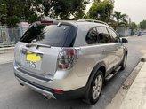 Bán Chevrolet Captiva đời 2010, màu bạc số tự động, giá 346tr