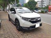 Sàn Ô Tô Hà Nội bán Honda CRV 1.5 Turbo bản L, sx 2018, màu trắng, xe tư nhân chính chủ