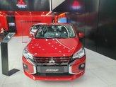 Bán Mitsubishi Attrage sx 2021 giảm 50% phí trước bạ, vay tối đa 85%, hỗ trợ lái thử tại nhà