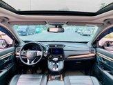 Bán xe Honda CRV bản L sx 2018, màu xanh rêu