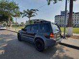 Bán xe Ford Escape năm sản xuất 2001, màu xám, xe nhập