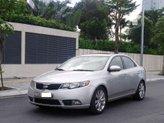 Bán nhanh giá ưu đãi chiếc Kia Cerato 1.6AT sx 2011
