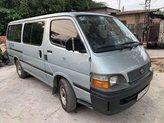 Cần bán gấp Toyota Hiace sản xuất năm 2001 chính chủ