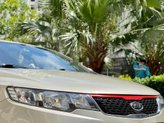 Bán ô tô Kia Forte sản xuất năm 2011, màu vàng chính chủ, giá 340tr