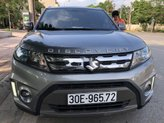 Cần bán lại xe Suzuki Vitara sản xuất 2017, màu xám, xe nhập