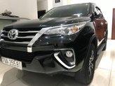 Bán Toyota Fortuner năm sản xuất 2019, màu đen, máy xăng