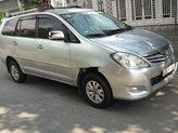Bán ô tô Toyota Innova năm sản xuất 2006, màu bạc còn mới, giá chỉ 187 triệu