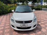 Cần bán xe Suzuki Swift 1.4 AT sản xuất năm 2017, màu trắng